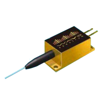 650nm laser diode, 350mW, with 200um fiber, 2-pin package