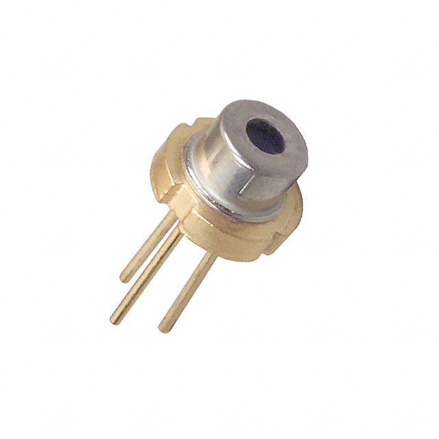 850nm laser diode,  10mW, TO18 with photo diode